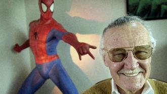 Former editor-in-chief of Marvel Comics and creator of beloved Spider-Man, Stan Lee
