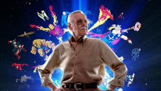 Documentary on the life and work of Stan Lee