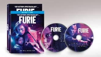 Buy FURIE now on DVD & Blu-ray Combo.