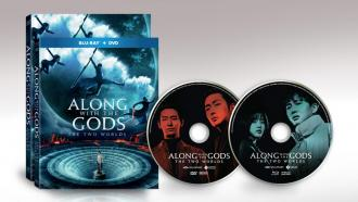 Along With the Gods: The Two Worlds DVD & Blu-ray Combo