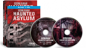 Gonjiam DVD & Blu-ray Combo