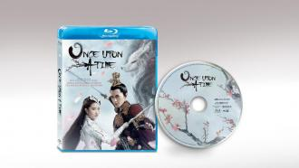 Once Upon A Time Blu-ray
