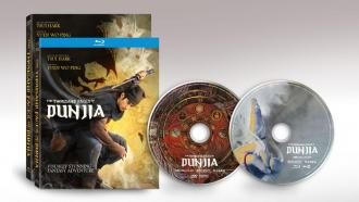 Thousand Faces of Dunjia DVD & Blu-ray