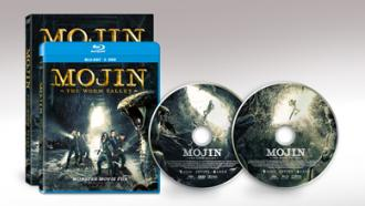 Buy MOJIN now on DVD & Blu-ray Combo.