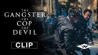 The Cop and the Gangster discuss their tactic for defeating the Devil in this exclusive clip.