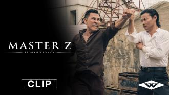 MASTER Z: IP MAN LEGACY Exclusive Clip