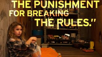 Lexy Kolker is punished for breaking the rules.