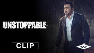 Unstoppable exclusive clip