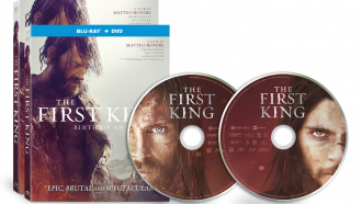 First King on Blu-Ray & DVD Combo