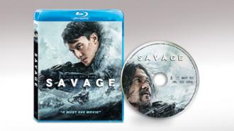 Savage blu-ray amazon link