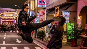 Donnie Yen plays officer who fights criminals