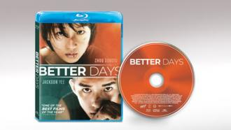 Own Better Days on Blu-ray and Digital on Amazon