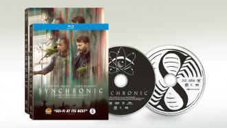 Order SYNCHRONIC-with Anthony Mackie and Jamie Dornan-on Blu-ray & DVD through Amazon-Well Go USA