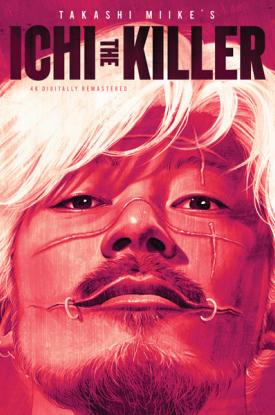 ICHI THE KILLER Official Movie Poster