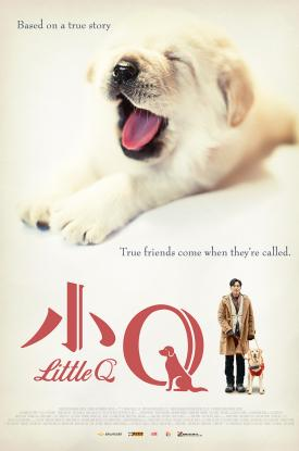 LITTLE Q North American Poster from distributor Well Go USA Entertainment
