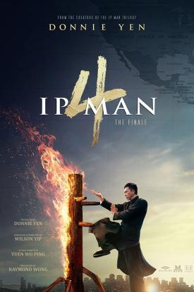 IP MAN 4: THE FINALE Teaser Poster