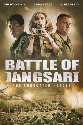 Battle of Jangsari (2019) is a film about the Korean War featuring star actor Megan Fox