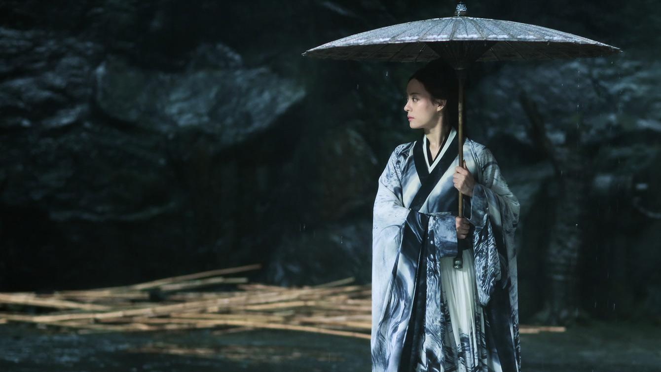 SHADOW is Zhang Yimou's new wuxia epic that features dazzling action and stunning performances.