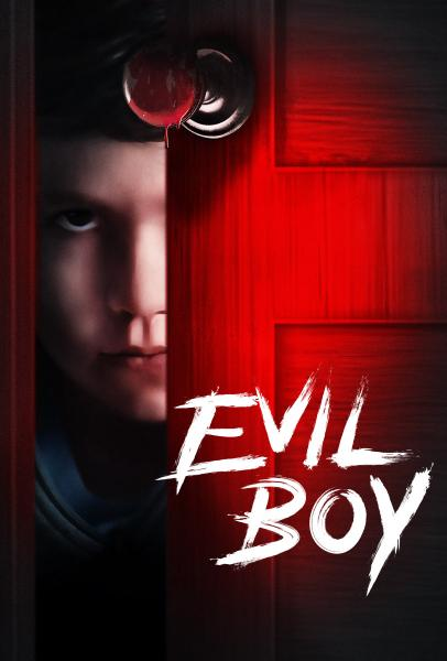 Evil Boy official home entertainment art