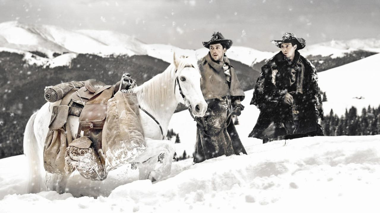 The Timber film from Well Go stars two bounty hunter brothers in the Yukon wild west