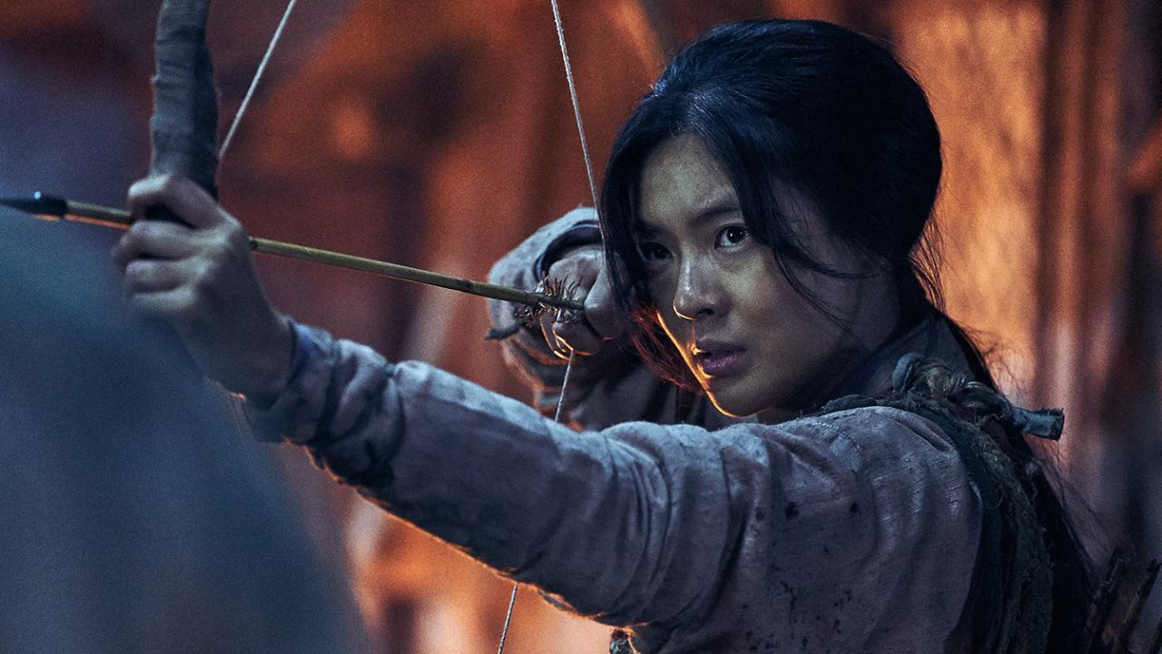 New Korean zombie horror thriller RAMPANT