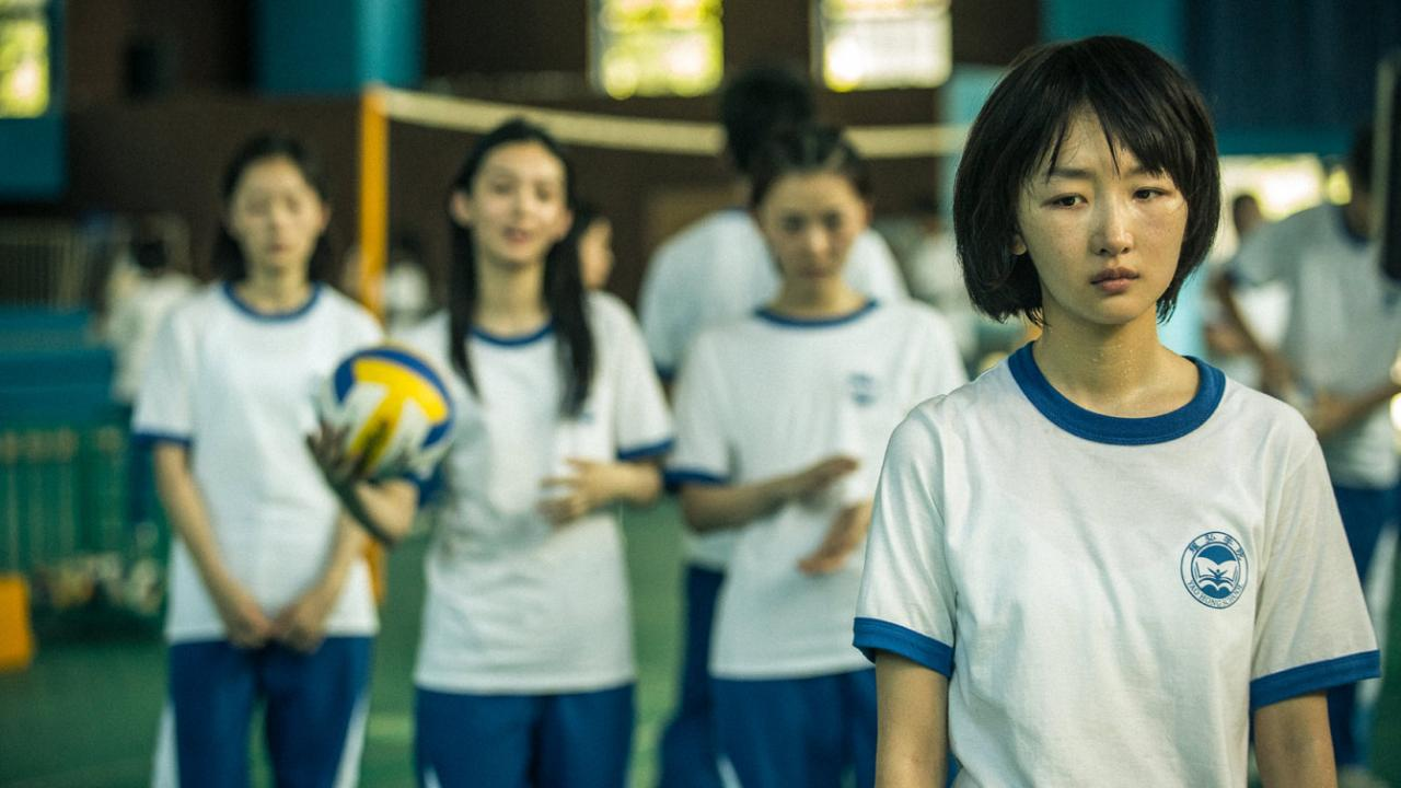 Chinese students prepare for Gaokao exam, in Better Days film starring Zhou Dongyu