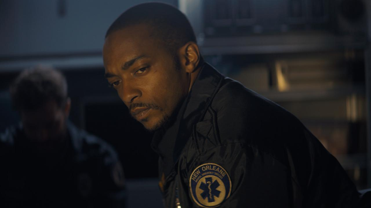 Anthony Mackie witnesses strange deaths in his role in Synchronic