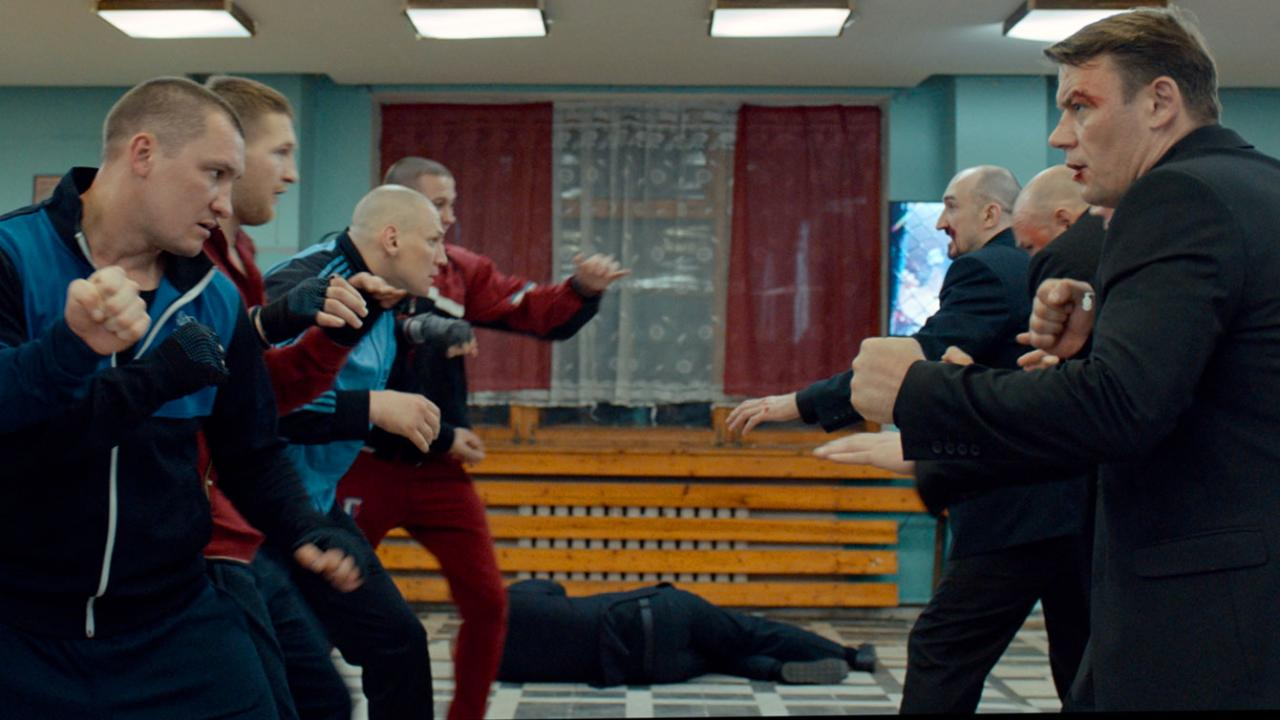 Russian martial artists square off against authorities in RUSSIAN RAID by Well Go USA