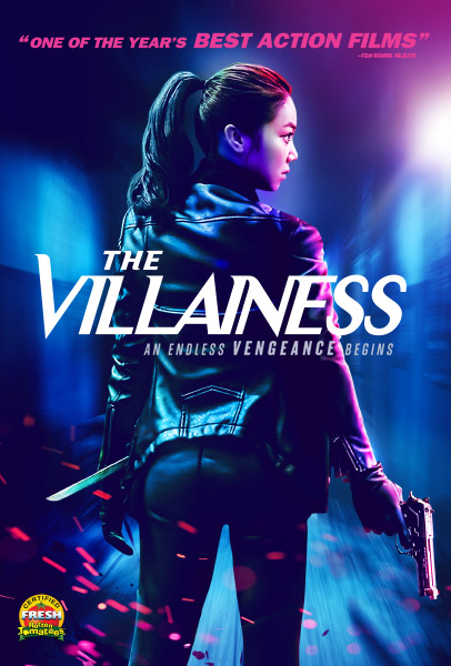 the villainess 2019