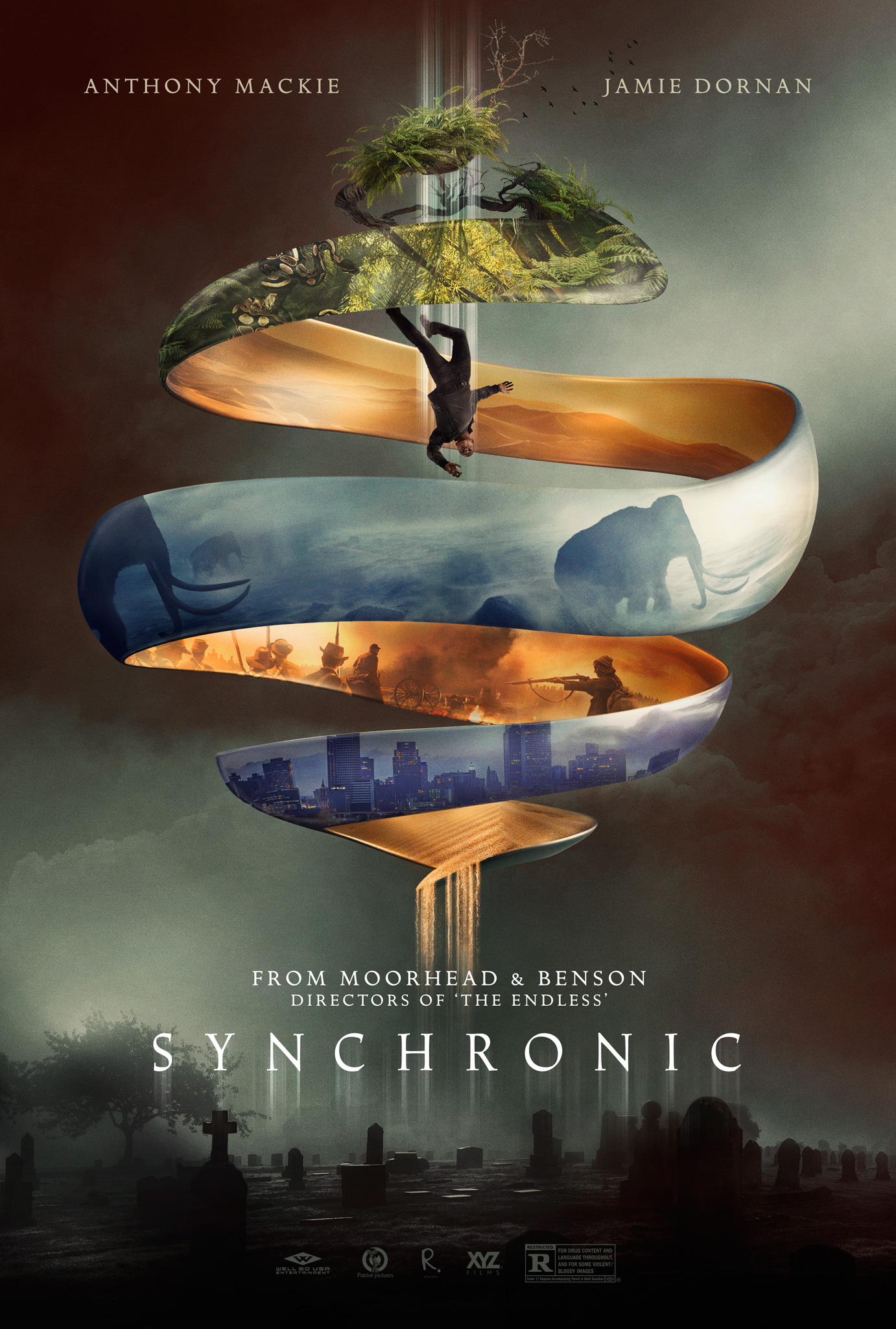 SYNCHRONIC (2020) - Official Movie Site - Coming Soon to Theaters