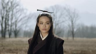 Chang Chen plays an assassin traveling through a cold forest