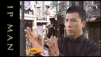 Watch the official trailer for IP MAN.
