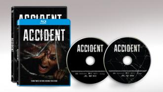 Accident DVD & Blu-ray