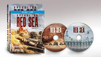 Operation Red Sea action adventure Well Go USA movie on DVD & Blu-ray Combo