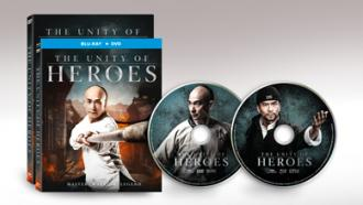 Buy THE UNITY OF HEROES now on DVD & Blu-ray Combo.