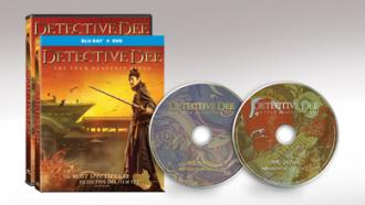 DETECTIVE DEE: THE FOUR HEAVENLY KINGS DVD & Blu-ray Combo