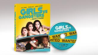 Girls vs Gangsters DVD