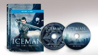 Iceman: The Time Traveler DVD & Blu-ray Combo