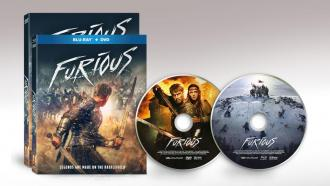 Furious DVD & Blu-ray Combo