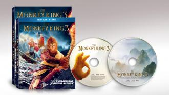 The Monkey King 3 DVD & Blu-ray Combo