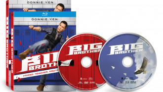 Buy BIG BROTHER on DVD and Blu-ray today