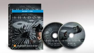 Zhang Yimou's SHADOW now in 4k HD ULTRA, Blu-ray Combo, & DVD.