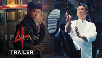 Danny Chan stars as Bruce Lee in the Ip Man 4 US trailer