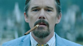 Ethan Hawke stars as New Orleans city councilman in Cut Throat City drama film