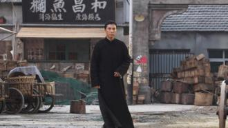 Ip Man stars Donnie Yen as Bruce Lee's kung fu trainer in Ip Man 2
