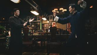 IP MAN 4: THE FINALE available on iTunes.