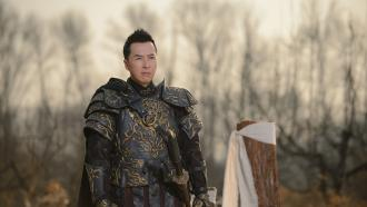 Donnie Yen plays an elite guard to a historic emperor of China in Iceman