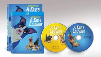 A Dog's Courage is available on Blu-ray & DVD April 14.