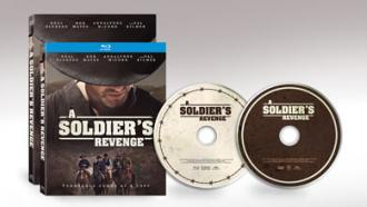 A SOLDIER'S REVENGE is available on Blu-ray and DVD.