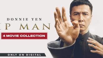 IP MAN 4 MOVIE COLLECTION, Complete movie set